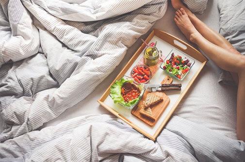 Prevenir las varices con una dieta equilibrada