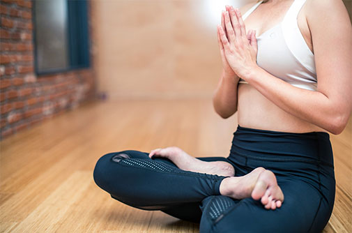 Prevenir varices practicando yoga