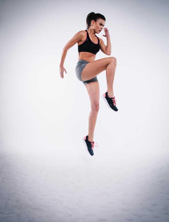 Prevenir las venas varicosas con ejercicio físico